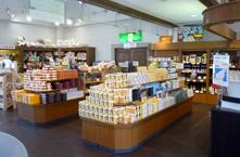 チーズ館売店